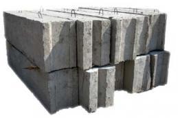 фундаментные блоки Курган