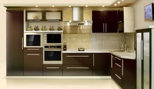 Компании по продаже и изготовлению кухонь на заказ в Кургане