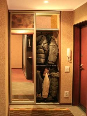 Шкафы купе в прихожую фото