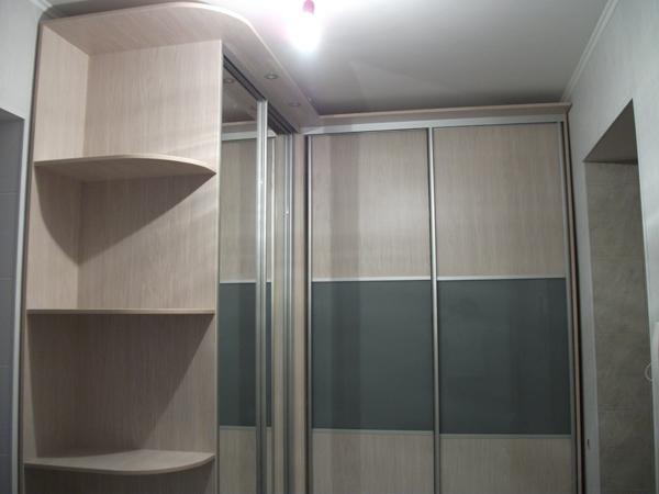 шкаф в маленькую прихожую фото