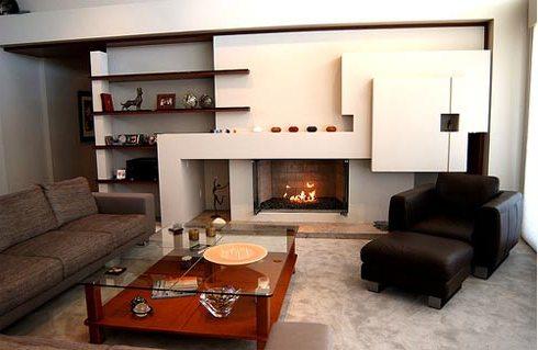 Дизайн гостиной 20 кв