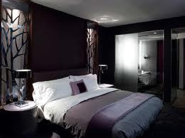 Дизайн тёмной спальни