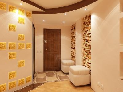 Какой выбрать цвет стен для прихожей