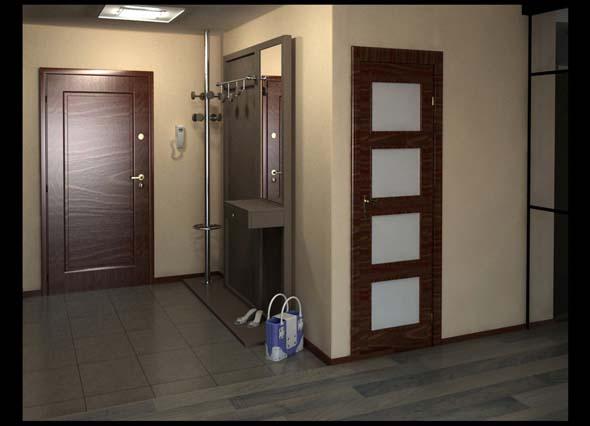 Дизайн интерьера в квартире хрущевке