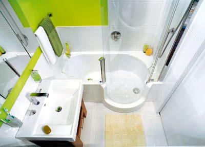 Дизайн ванной комнаты в хрущевке.