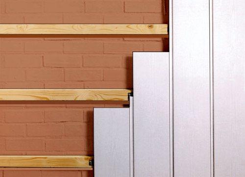 Потолочный плинтус для стеновых панелей монтаж