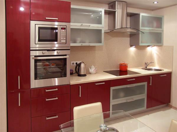 Интерьер кухни фото 8 кв
