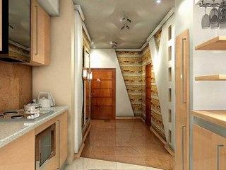 Продается однокомнатная квартира в г. Туапсе район.